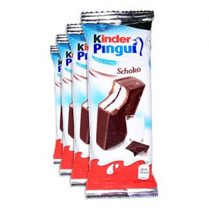 KINDER PINGUI 4X30GM