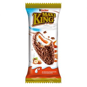 KINDER MAXI KING 35GM