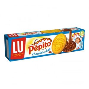 LU Pepito Milk Chocolate Biscuits 192G