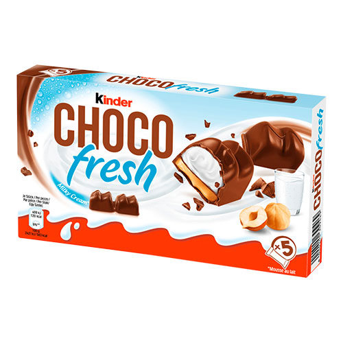 KINDER CHOCO FRESH 5X21GM