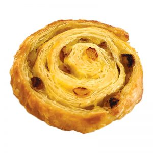 FRESHLY BAKED RAISIN ROLL 2X80 GM