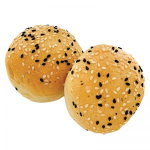 FRESHLY BAKED BROWN SOFT ROLL 8X30 GM