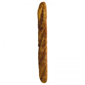 FRESHLY BAKED MINI BROWN BAGUETTE 2X150 GM