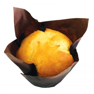FRESHLY BAKED VANILLA MUFFIN 80 GM